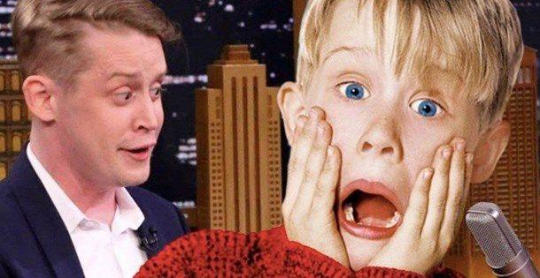 O eski halinden eser yok şimdi: Macaulay Culkin 1