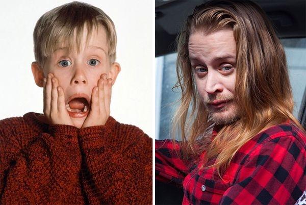 O eski halinden eser yok şimdi: Macaulay Culkin 4