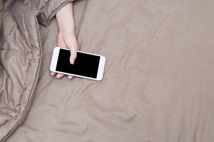 Yoksa yatağa telefonla mı giriyorsunuz? 4
