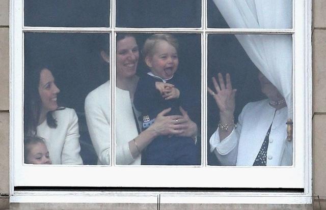 Kate Middleton'ın çocukları ona emanet! 4