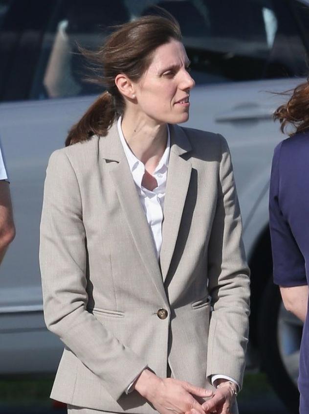 Kate Middleton'ın çocukları ona emanet! 5