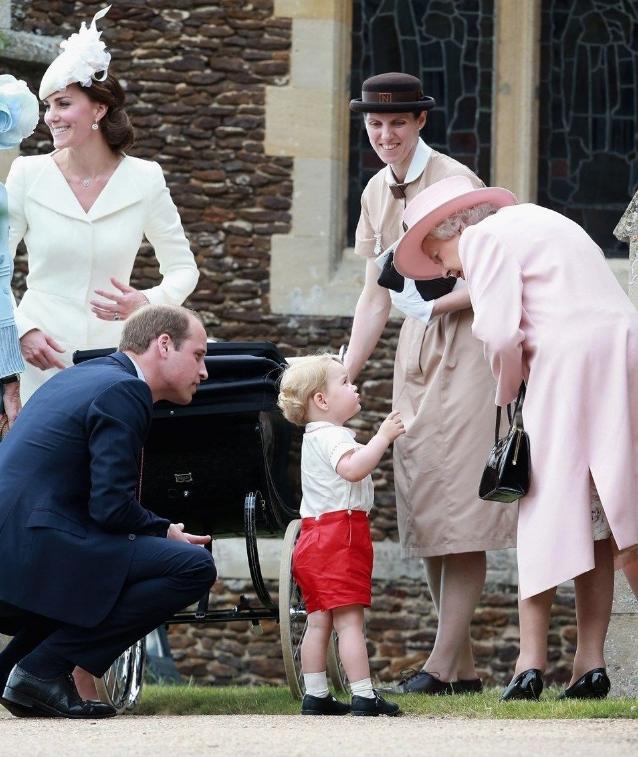 Kate Middleton'ın çocukları ona emanet! 7