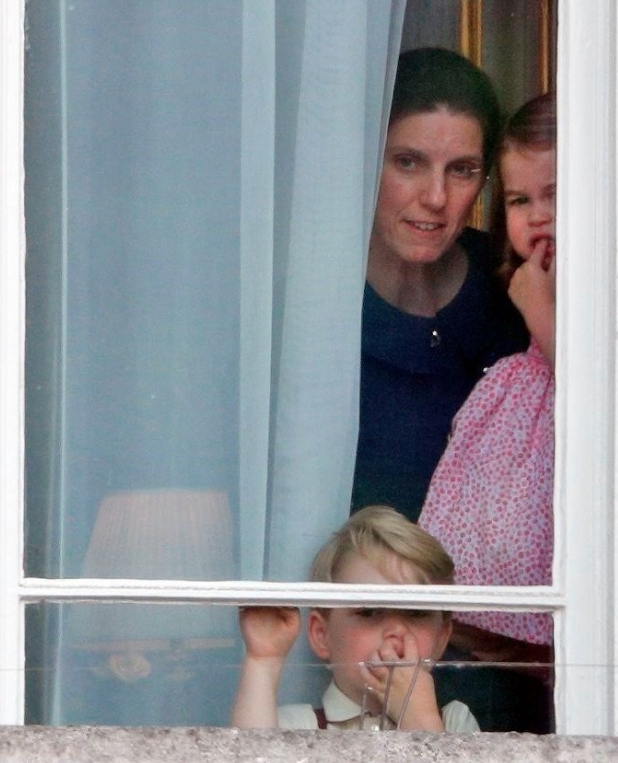 Kate Middleton'ın çocukları ona emanet! 8