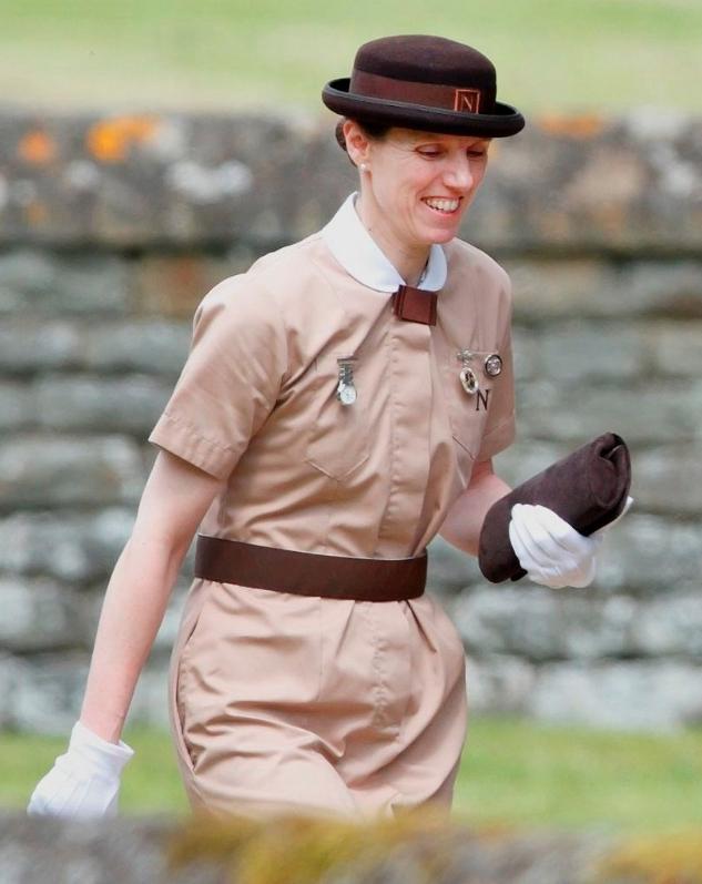 Kate Middleton'ın çocukları ona emanet! 9