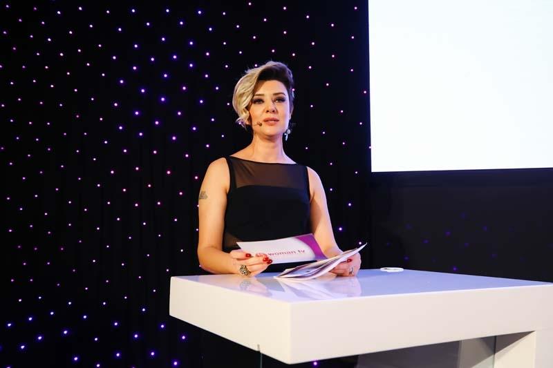 Woman TV lansmanından kareler 115