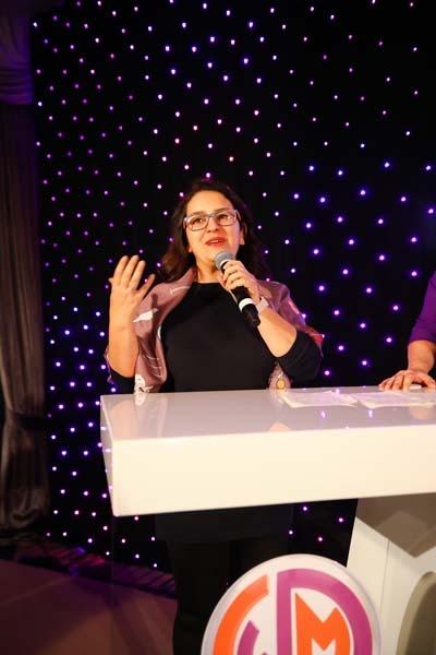 Woman TV lansmanından kareler 124