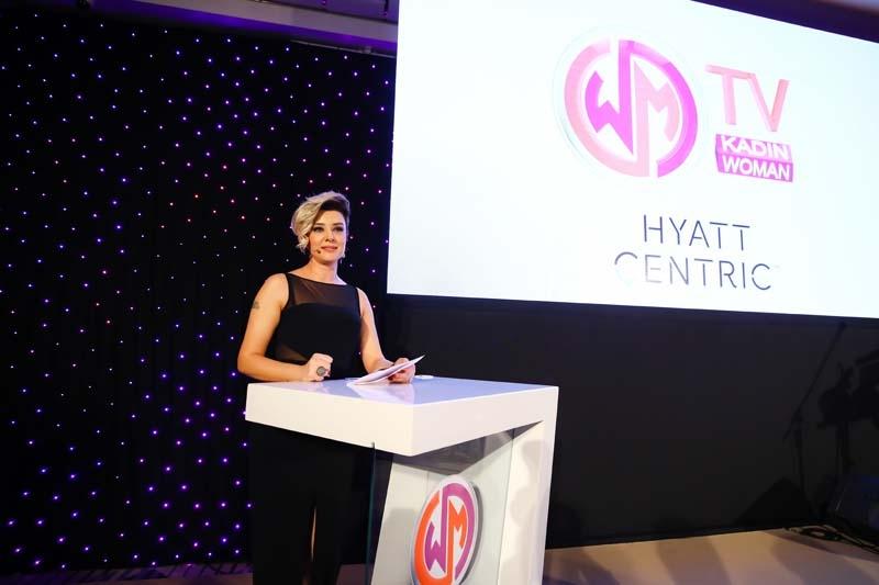 Woman TV lansmanından kareler 136