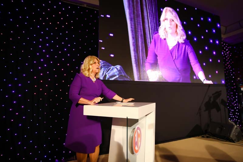 Woman TV lansmanından kareler 146