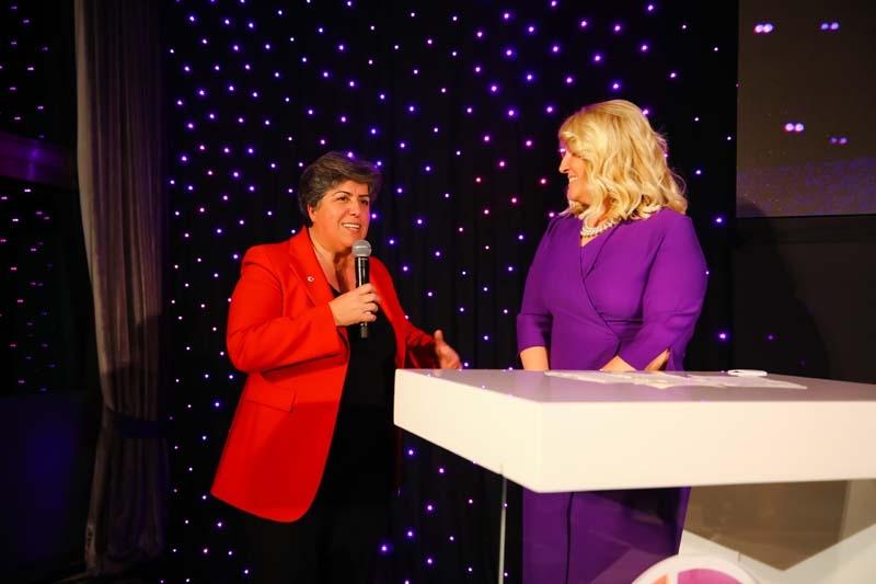 Woman TV lansmanından kareler 150