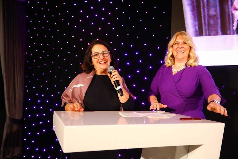 Woman TV lansmanından kareler 151