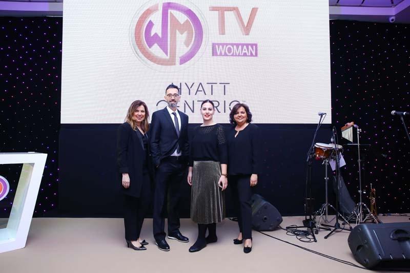Woman TV lansmanından kareler 79