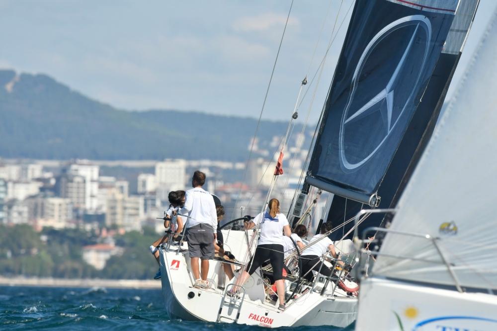 4. Deniz Kızı Ulusal Kadın Yelken Kupası'ndan Renkli Kareler 2