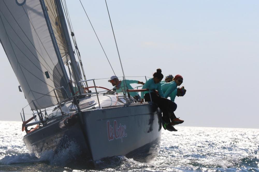 4. Deniz Kızı Ulusal Kadın Yelken Kupası'ndan Renkli Kareler 20