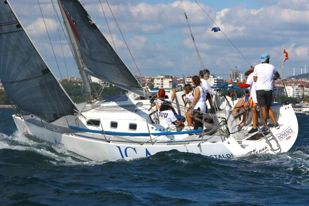 4. Deniz Kızı Ulusal Kadın Yelken Kupası'ndan Renkli Kareler 4