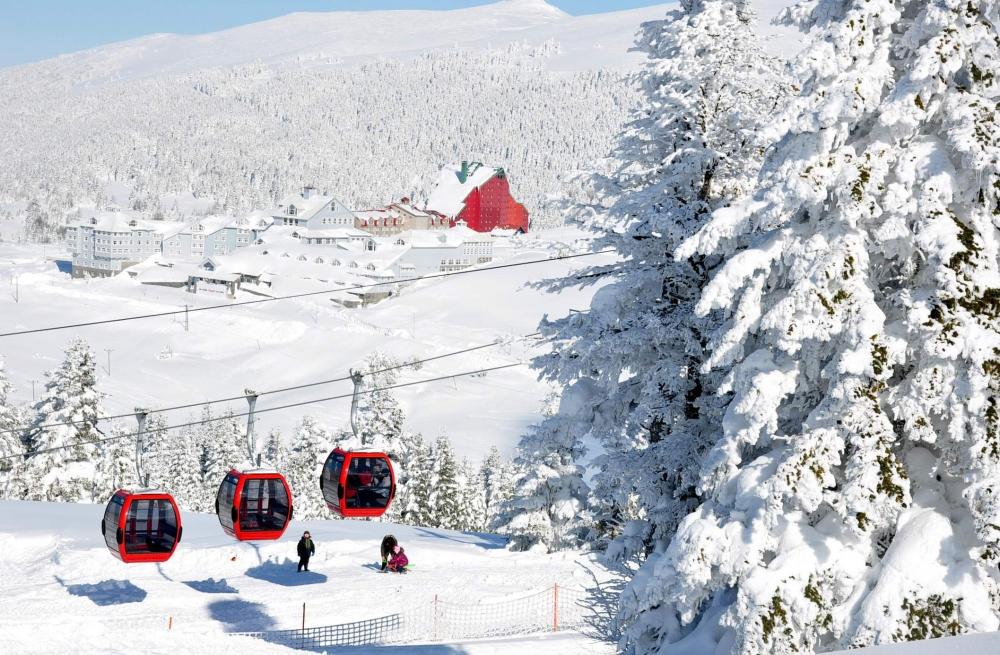 Kışın Tatil Yapılabilecek 8 Rota! 1
