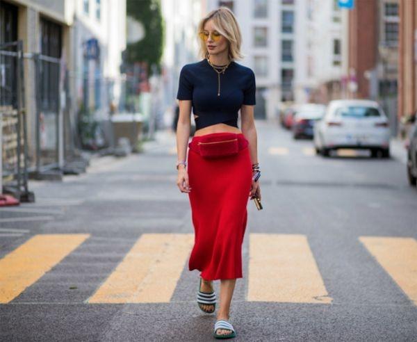 90'ların sokak modasına uyum sağlayın! 4