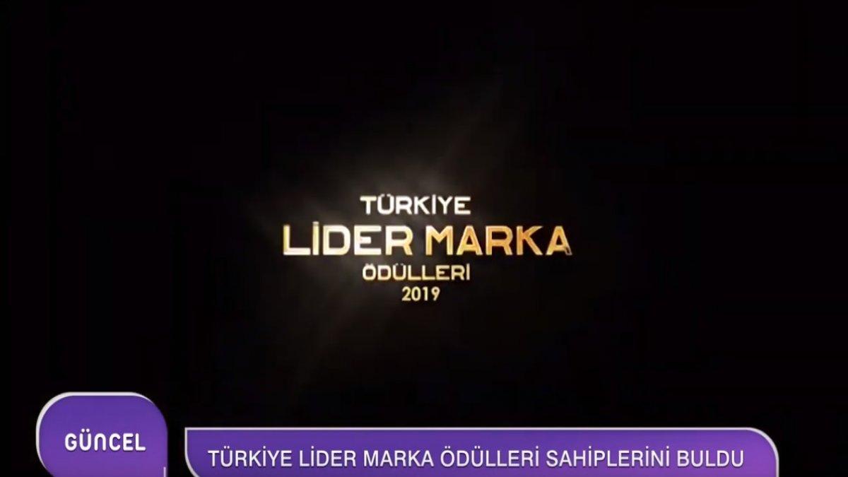 Türkiye Lider Marka Ödülleri Sahiplerini Buldu