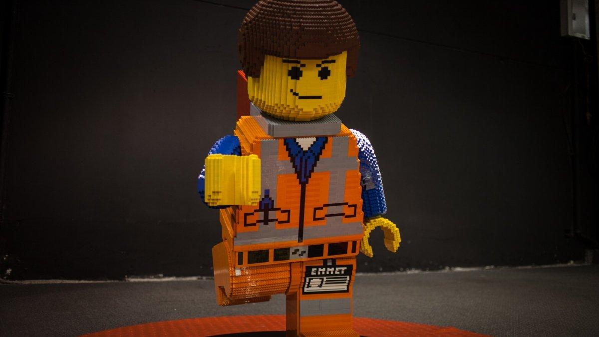 Kolombiya'nın Başkenti Bogota'da LEGO Sergisi Düzenlendi
