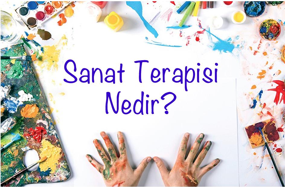 Duygularınızı Sanat Terapisi İle İfade Edebilirsiniz!