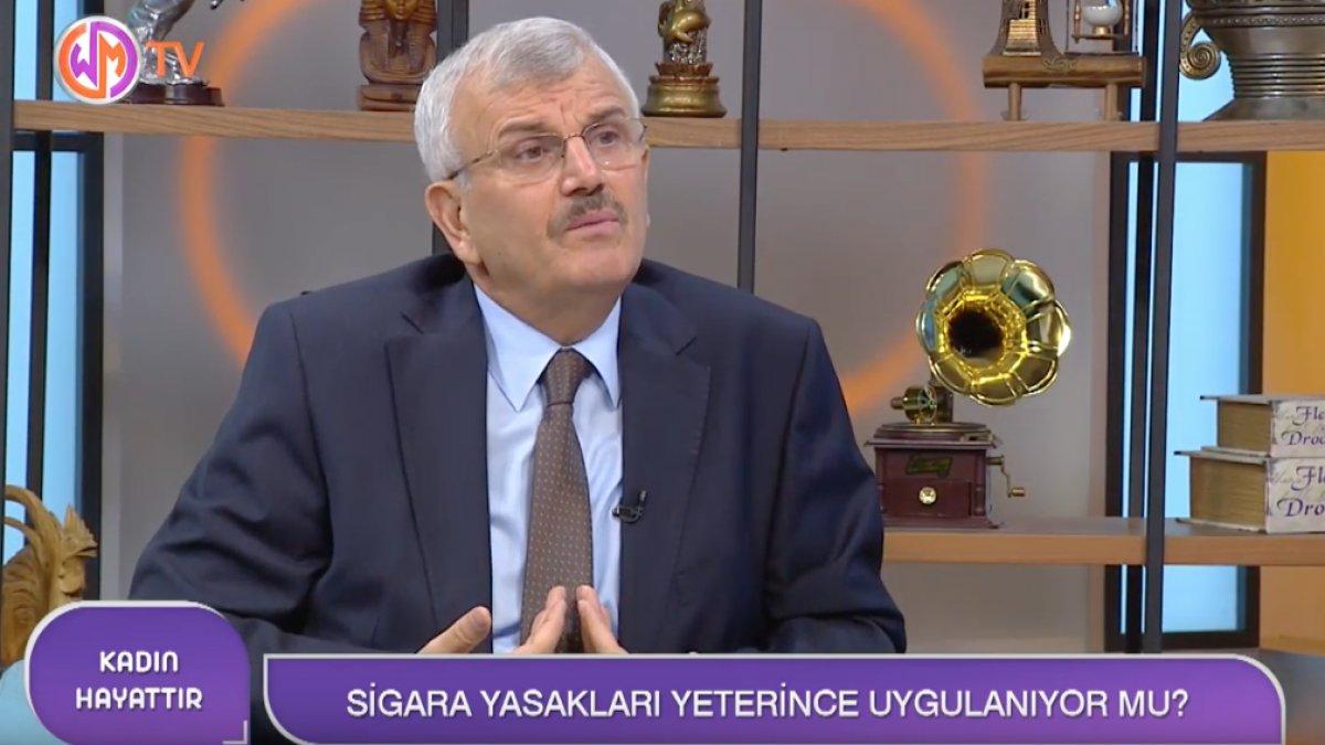 Prof Cevdet Erdöl'den Dumansız Tribün için büyük uyarı!