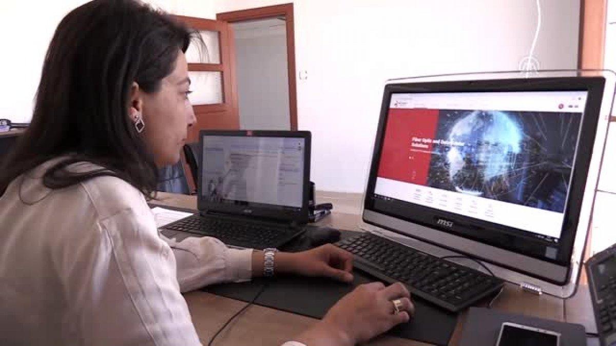 Dijital Çağın Otobanları'nı Türk Kadınları Üretiyor!
