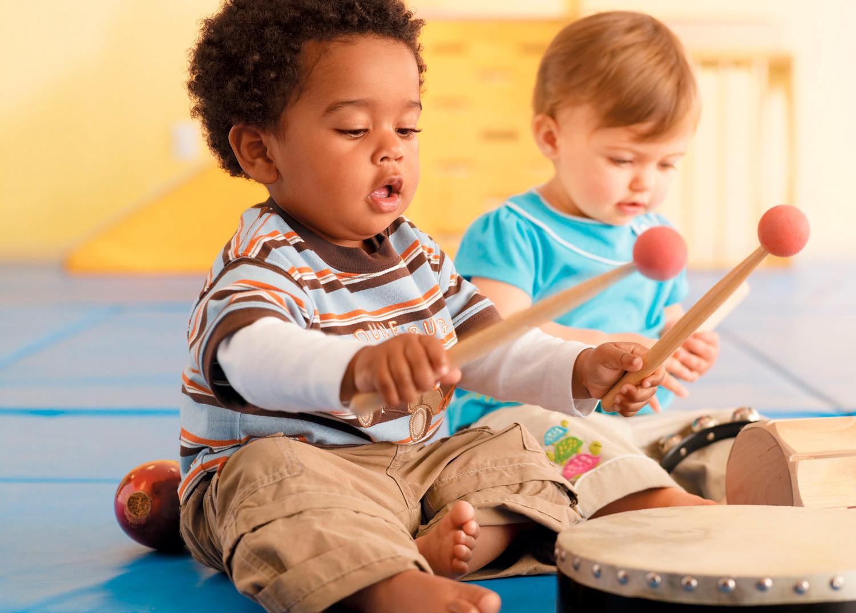 Müziğin çocuklar üzerindeki etkileri!