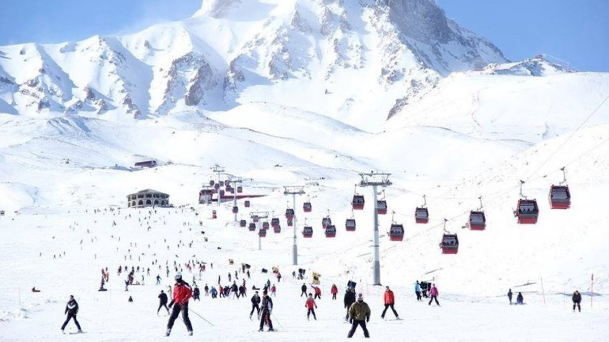 Türkiye'de Kış Tatili Yapabileceğiniz 10 Yer