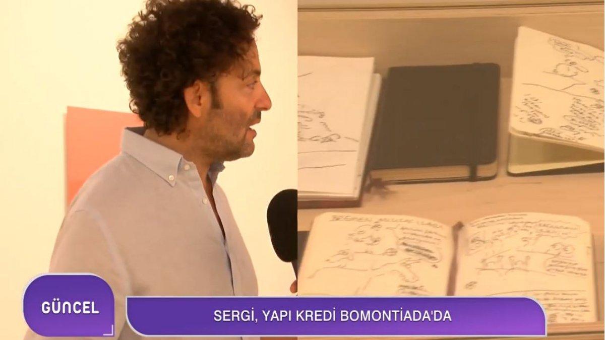 Sergi, Yapı Kredi Bomontiada'da Kapılarını Açtı.