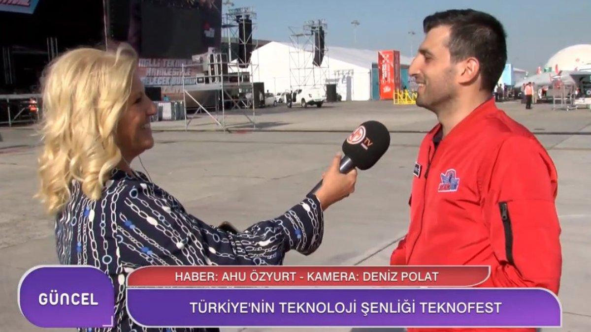Ayakları Yere Basmayan Festival Teknofest 2019