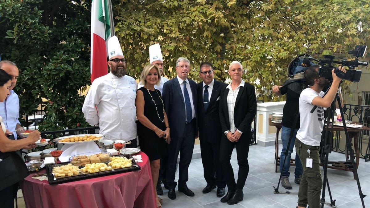 İtalyan Şef Beccero İstanbul'da İtalyan Mutfağını Tanıtacak