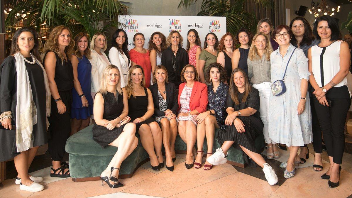 Girişimci Kadınlar İçin Yeni Satış Kanalı 'İyi İşler Dükkan' Açıldı