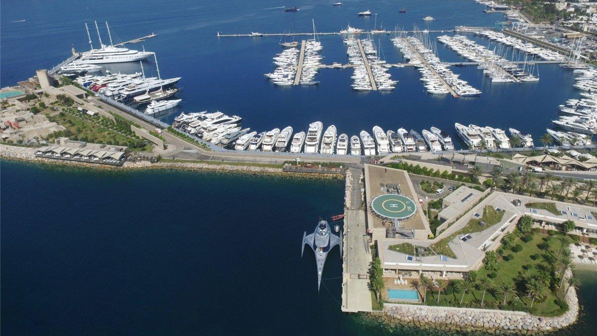 Yalıkavak Marina, Monaco Yacht Show'da Türkiye'yi Temsil Ediyor!