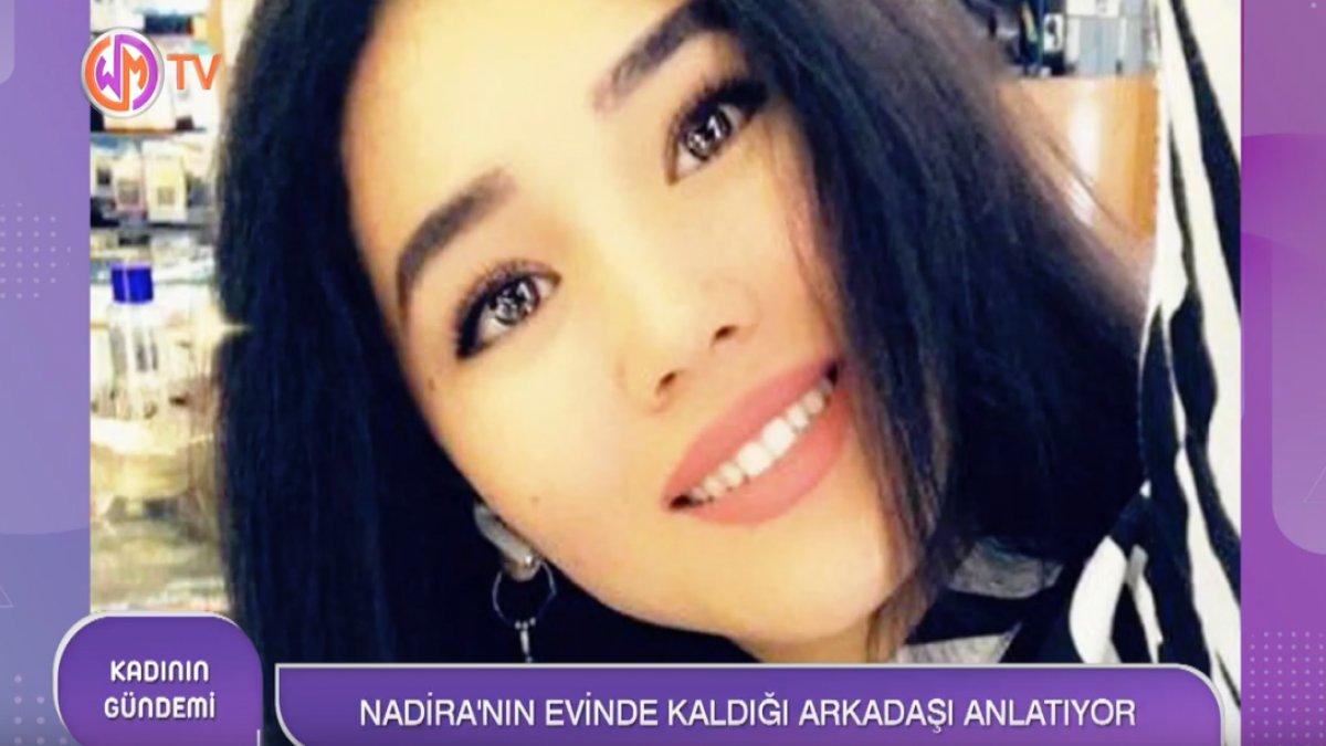 Nadira Kadirova'nın Ölümü Kadının Gündemi'nde Tartışıldı