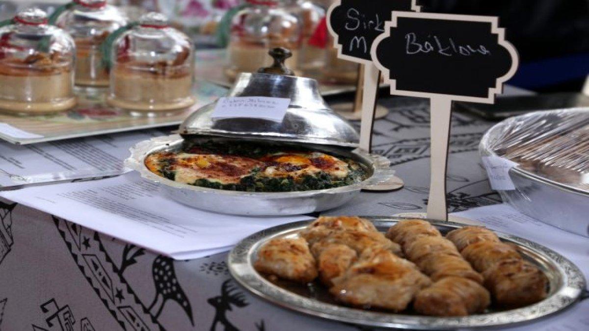 Kastamonu'nun İlk Gastronomi Festivalinde Muhteşem Final