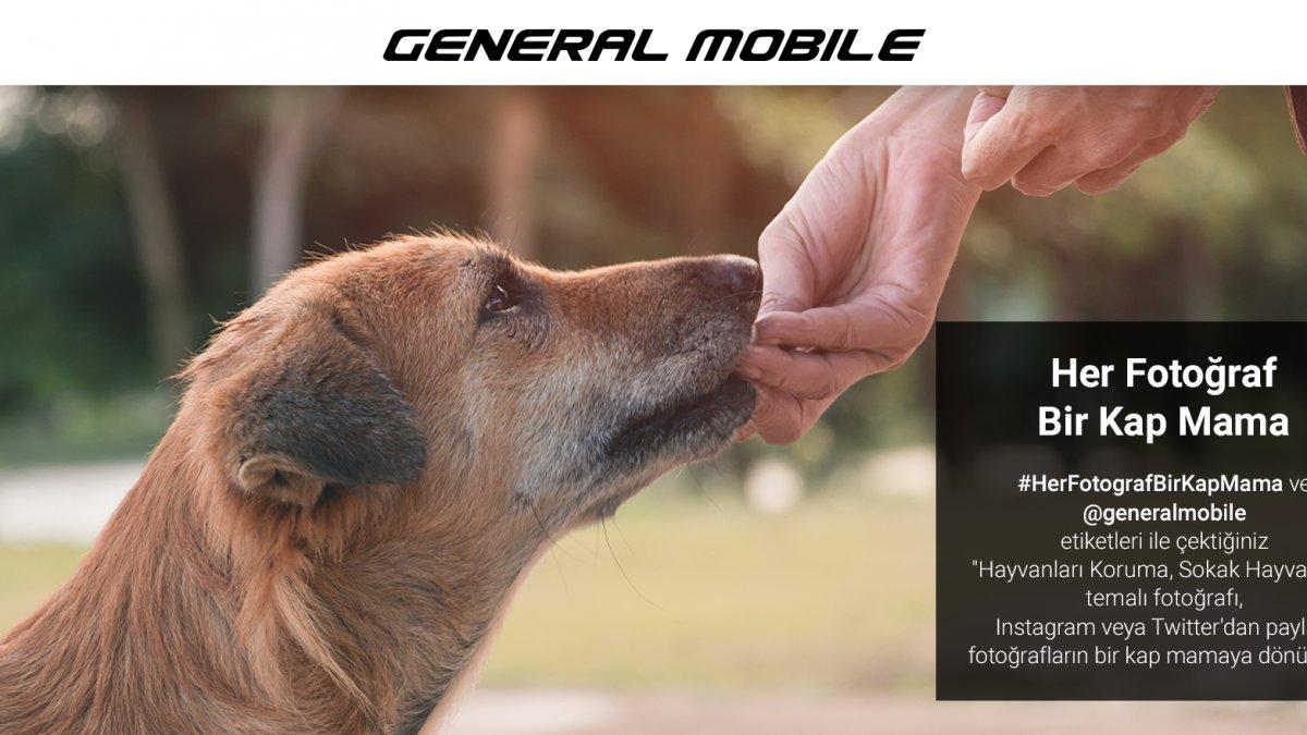 General Mobile'dan Sokak Hayvanları İçin Anlamlı Kampanya