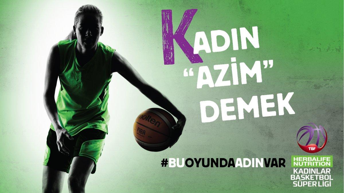 Herbalife Nutrition Türkiye, Kadınlar Basketbol Süper Ligi'nin İsim Sponsoru Oldu