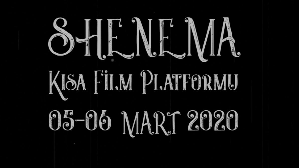 Shenema Kısa Film Platformuna Başvurular Başladı
