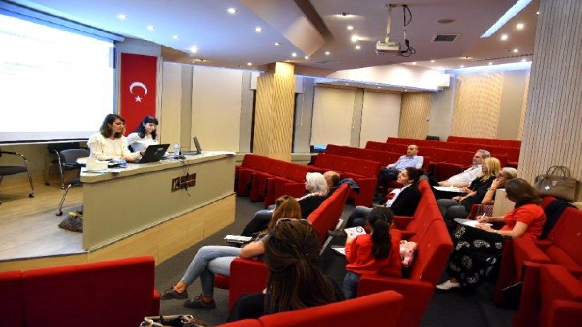 Kadıköy Belediyesinden Kadına Yönelik Şiddetle Mücadele Eğitimi