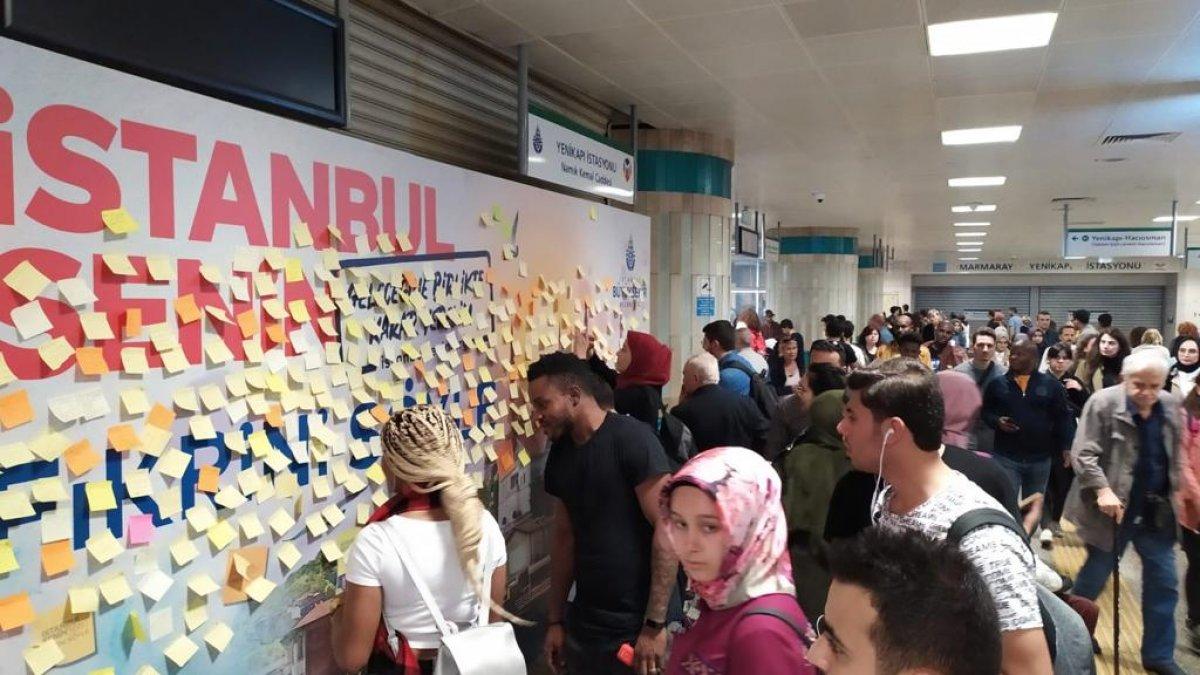 """""""İstanbul Senin"""" İBB Kadınları Dinliyor"""