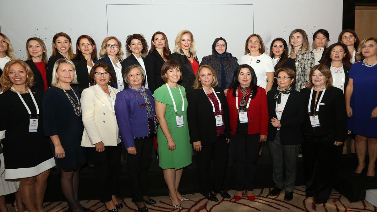 İş Dünyasında Kadın İletişim Ağı Projesinin Lansmanı Ankara'da Gerçekleşti