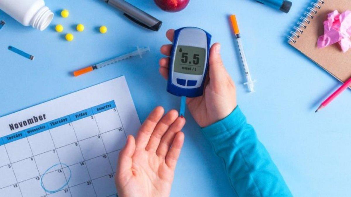 Türkiye'de, her 3 kişiden 1'i pre-diyabet hastası