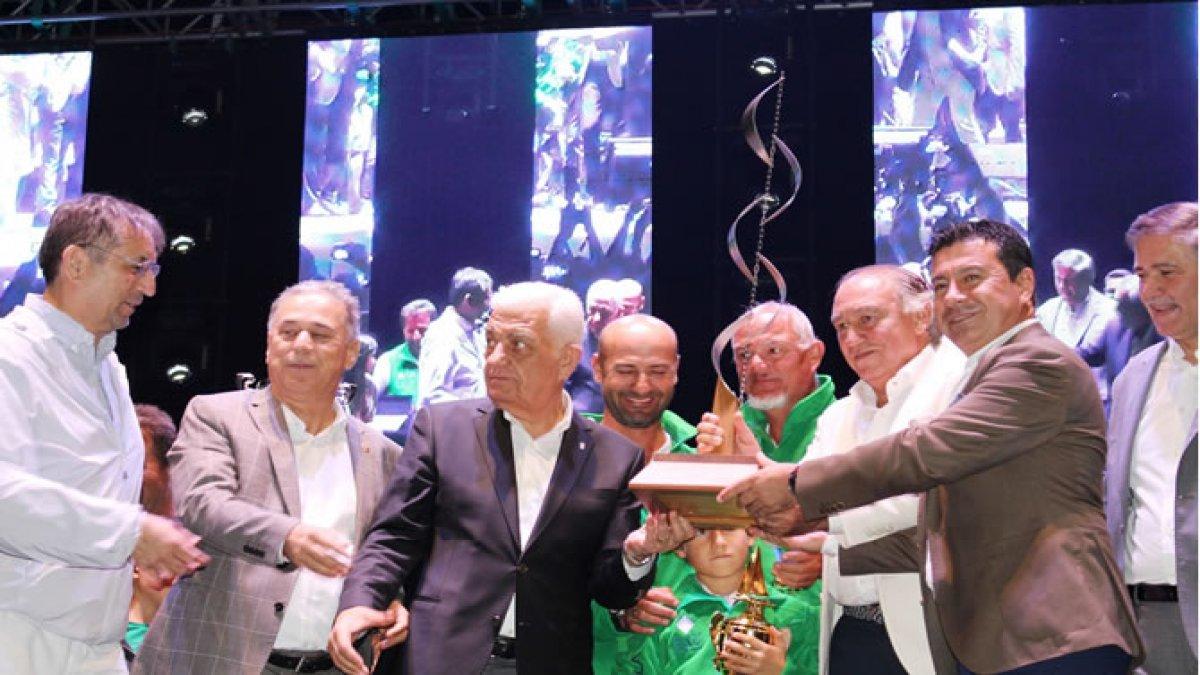 The Bodrum Cup'ın En Anlamlı Ödülünün Sahibi HIZIR 1 Oldu