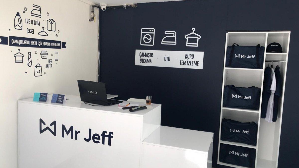 Çamaşır ve Ütüden Bıkanların İmdadına Mr Jeff Yetişiyor