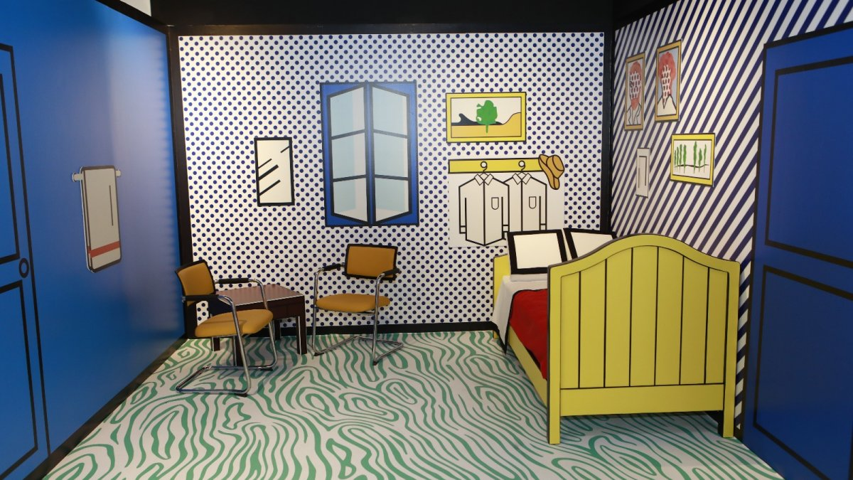 Andy Warhol'un İlham Koltuğu ve Van Gogh Odası Enza Home ile Hayat Buldu