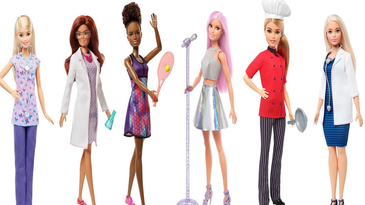 Barbie Kariyer Bebeklerinden Çocukların Eğitimine Büyük Katkı