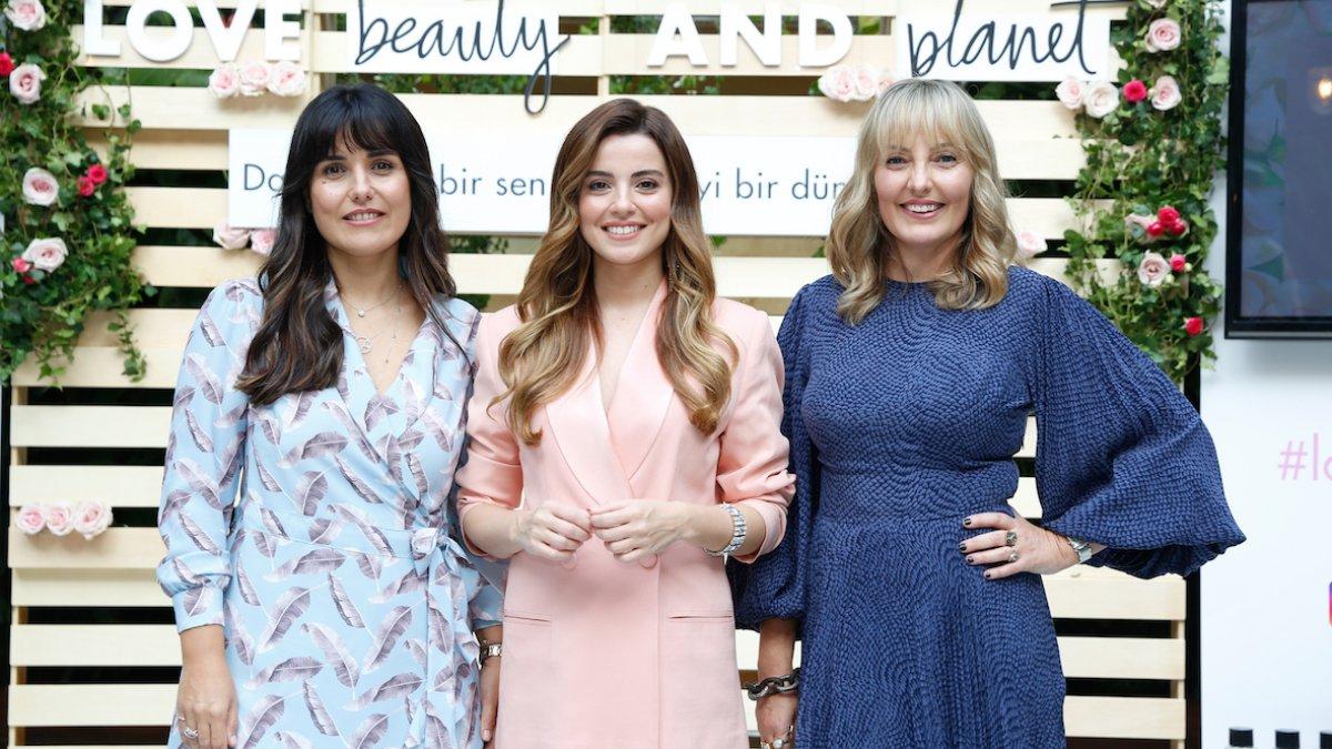Love Beauty & Planet'in Türkiye Lansmanı Yapıldı