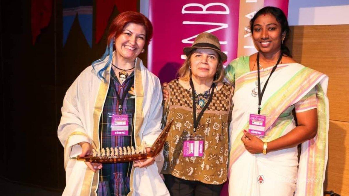 Dünya Şairleri Kadınlar İçin İstanbul'da Buluştu