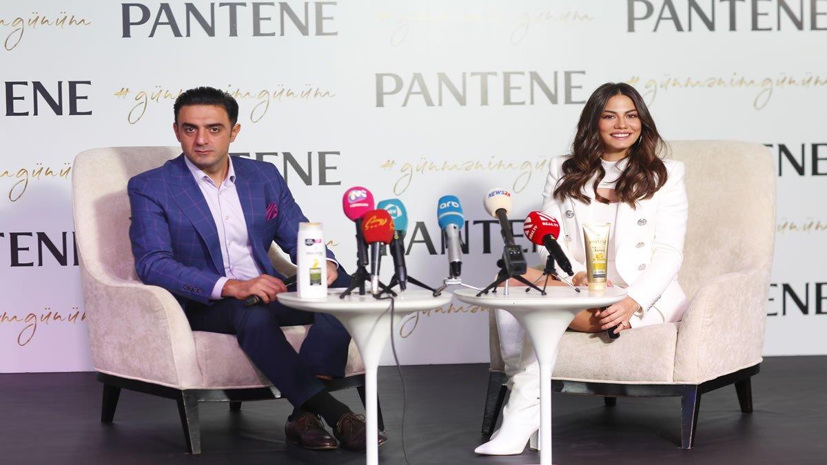 Pantene Yeni Marka Yüzü Demet Özdemir ile Azerbaycan'da