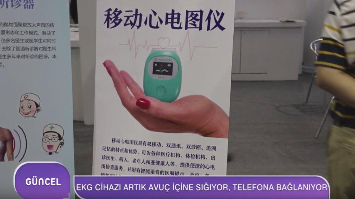 Çin'de Sağlık Fuarı