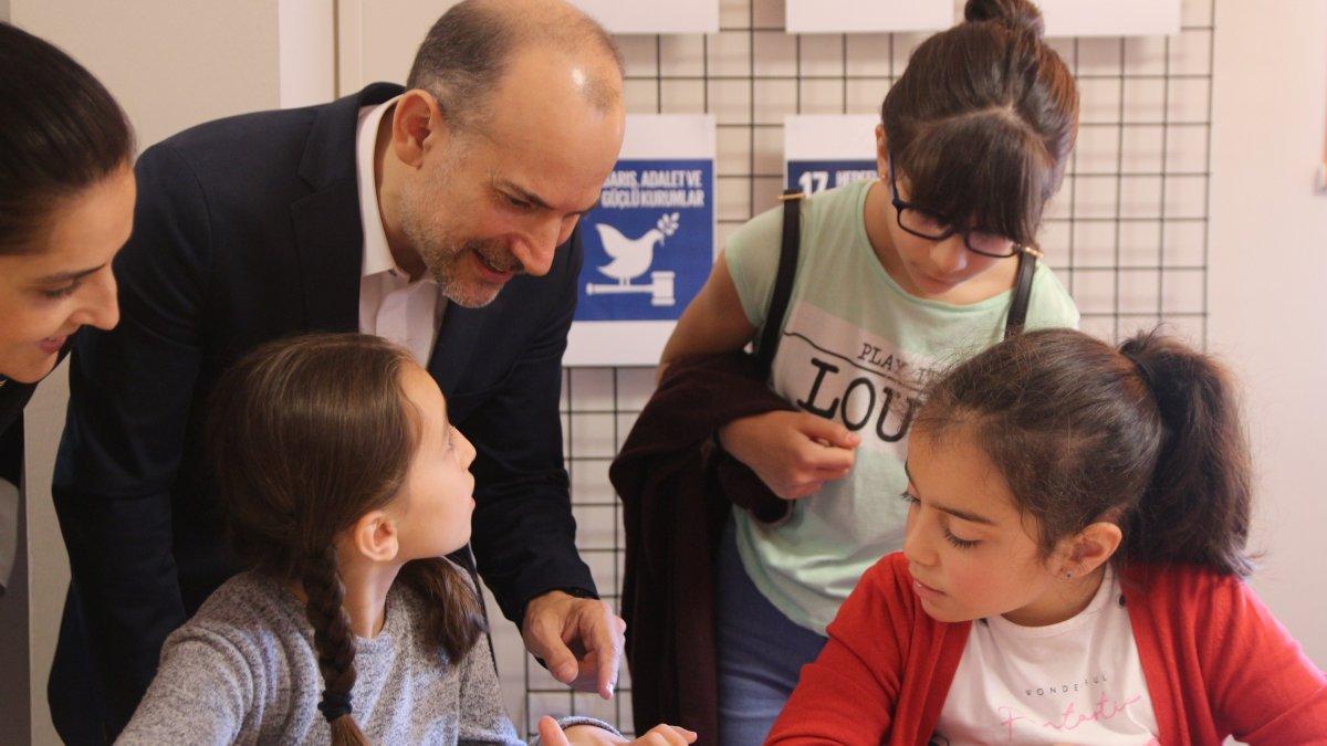 """TEGV Beykoz Öğrenim Birimi'ndeki Çocuklarımız """"Tasarım ve Beceri Atölyesi""""ne Kavuştu…"""